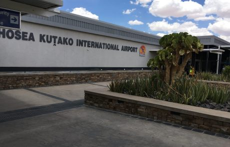 airport transfers in namibia