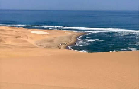 sandwich harbour tours in walvis bay namibia