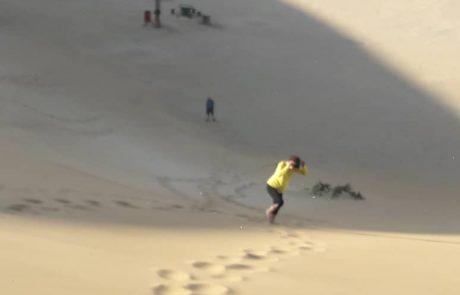 dune7 tour in walvis bay Namibia