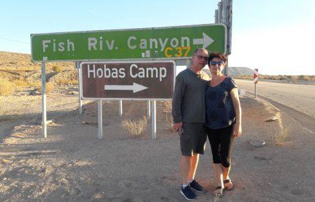 fish river canyon tour