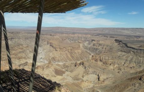 fish river canyon tour in namibia