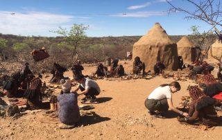 himbaland tour in namibia