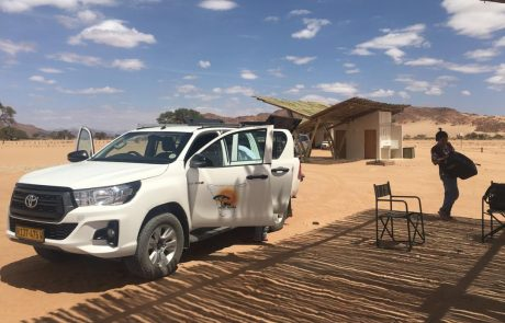 camping in sesriem namibia