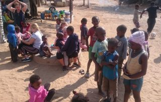 orphanage in namibia